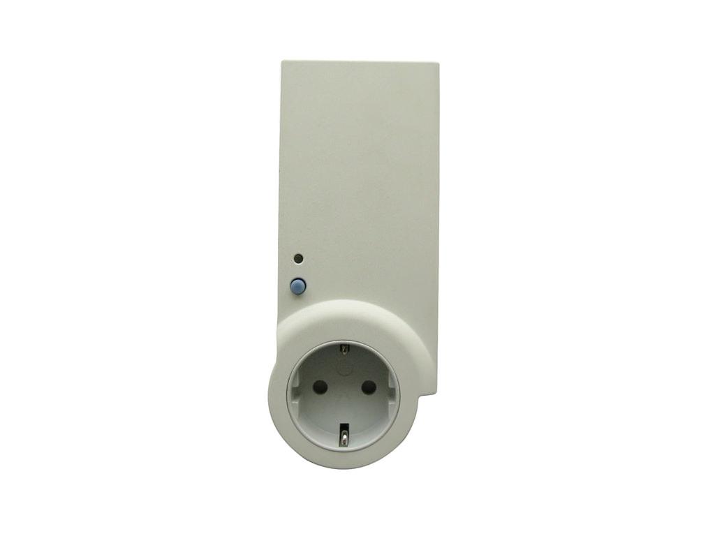 somfy plug receiver io zwischenstecker io. Black Bedroom Furniture Sets. Home Design Ideas